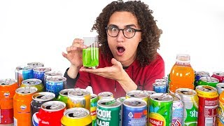 Download MIXING EVERY SODA IN THE WORLD! *Do NOT Drink!* Video