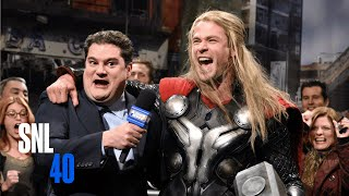 Download Avengers News Report - SNL Video