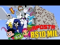 Download Minecraft: JOVENS TITANS !! ( PERDI 10 MIL REAIS ?!! ) Video