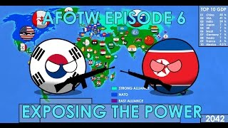 Download Alternate future of the World in countryballs (Episode 6) Exposing the power Video