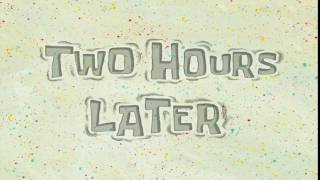 Download Two Hours Later Spongebob Time Card 73