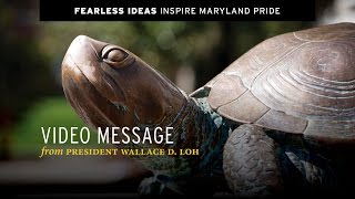 Download President Loh   Inspire Maryland Pride Video