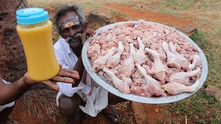 Download Delicious!!!! CHICKEN GHEE ROAST Prepared by my DADDY Arumugam / Village food factory Video