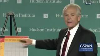 Download Peter Navarro - How Trump Will Win Against China on Trade Video
