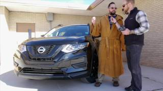 Download 2017 Nissan Rogue Star Wars Edition, Episode I: Geek Cred? Video