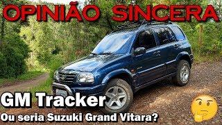 Download GM Tracker - Tudo sobre o SUV da Suzuki Video