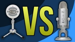 Download Blue Snowball VS Blue Yeti Microphone (Review / Comparison) Video
