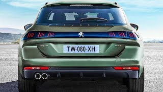 Download Peugeot 508 SW (2019) The Best -French- Wagon? Video