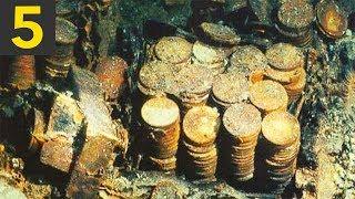 Download Top 5 BIGGEST Sunken Treasures Ever Found Video