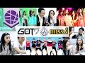 Filipinos React to Kpop #5 (GFriend, GOT7, Miss A) | EL's Planet