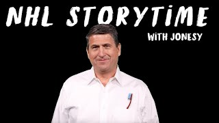 Download NHL Storytime: Keith Jones thought he was dying in trade   NBC Sports Video