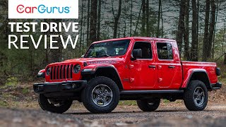 Download 2020 Jeep Gladiator | CarGurus Test Drive Review Video