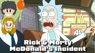 Download Rick & Morty Szechuan Sauce Incident at McDonald's - #CUPodcast Video