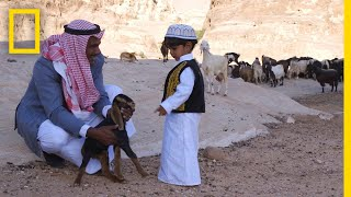 Download Wadi Rum Offers a Unique Desert Experience | National Geographic Video