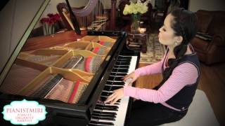 Download Alicia Keys - Girl on Fire | Piano Cover by Pianistmiri 이미리 Video
