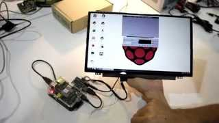 Download Multi-touch 14″ LCD panel - test with RaspberryPi Video