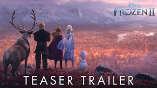 Download Frozen 2 | Official Teaser Trailer Video