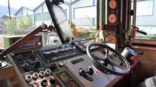 Download Cab Ride with Freight Train over Albula Pass - Part 1 (HD) Video