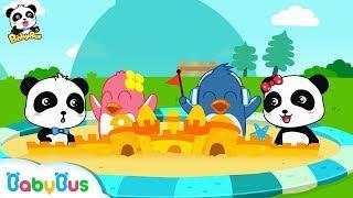Download Vamos a Jugar en El Parque | Canciones Infantiles | Seguridad de Niños | BabyBus Español Video