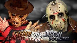 Download Freddy Krueger vs Jason Voorhees. Batalla de Rap (Especial Halloween) | Keyblade Video