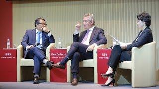 Download [China Lecture Series] 30강 중국의 부상과 세계 경제 질서의 미래 (대담, 한글자막) Video
