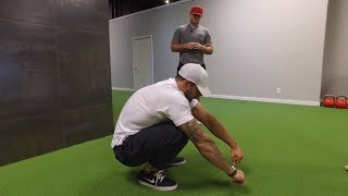 Download Ankle Mobility Drill- Improve Your Squat Depth Video