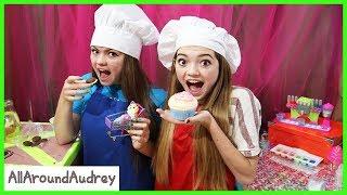 Download Box Fort Sweet Shop Kitchen / AllAroundAudrey Video