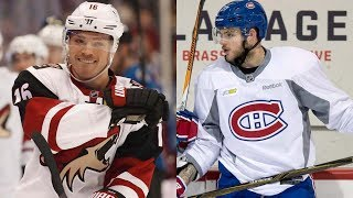 Download Breaking down Max Domi for Alex Galchenyuk trade on HC at Noon Video