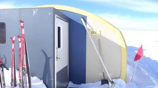 Download In-depth tour of the West Antarctic Ice Sheet Field Camp, Antarctica Video
