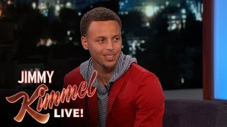 Download Stephen Curry's Mouth Guard Chewing Habit Video