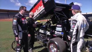 Download Wynns Driver Swap Episode 1 Sprint Car Video