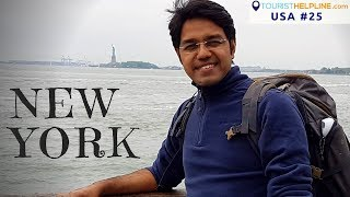 Download My First day in New York | Metro/Subway Train | China Town bus Video