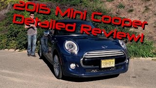 Download 2015 MINI Cooper Hardtop Detailed Review and Road Test Video