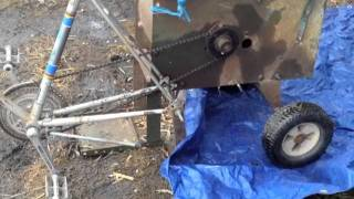 Download Bicycle-Powered Bean Thresher Video