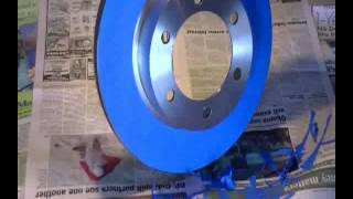 Download Painting Brake Rotors Video