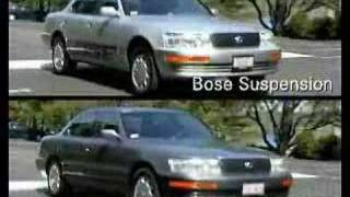 Download Bose active suspension Video