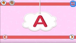 Download ABC Flash Card for Kids Learn Alphabet form A to Z Video