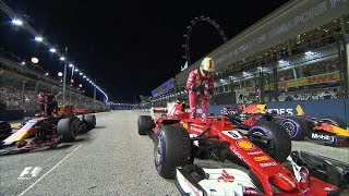 Download 2017 Singapore Grand Prix: Qualifying Highlights Video