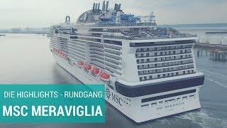 Download MSC Meraviglia: Rundgang - Das neue Schiff auf einen Blick Video