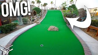 Download LOTS OF SCHWACKING AND MORE AT PIRATE'S COVE ADVENTURE GOLF! Video
