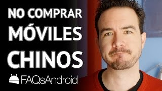 Download 3 motivos para NO COMPRAR móviles android chinos Video