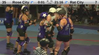 Download Wheels of Justice VS Roller Derby All Stars 8 18 Video