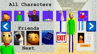 Download Baldi's Basics in Education and Learning EXTRAS Video