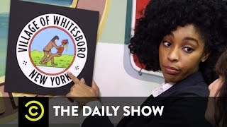Download Wrestling with History in Whitesboro, NY: The Daily Show Video