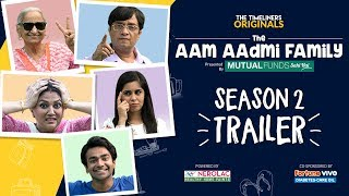 Download The Aam Aadmi Family Season 2 | Web Series | Trailer | The Timeliners Video