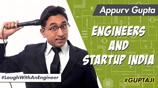 Download Engineers and StartUp India - Stand Up Comedy by Appurv Gupta Video