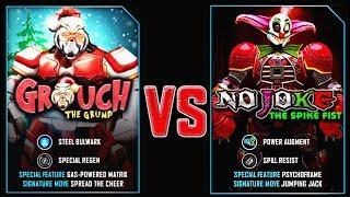 Download REAL STEEL WRB GROUCH VS NO JOKE New Robots UPDATE (Живая сталь) Video