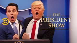 Download Welcome to Reality - The President Show Video