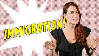 Download IT'S ALREADY HARD TO IMMIGRATE TO AMERICA - Joanna Rants Video