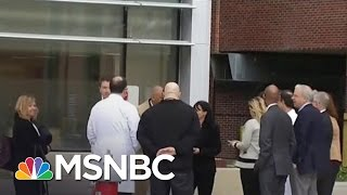 Download Officials: Attack At Ohio State University Appears To Be Planned | Andrea Mitchell | MSNBC Video